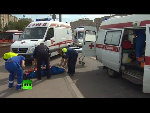 Авария в московском метро привела к гибели пассажиров
