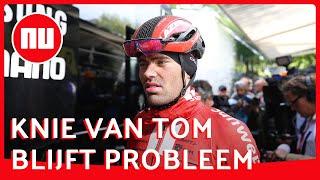 Mart Smeets bespreekt nieuws rond knieblessure Tom Dumoulin