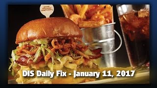 DIS Daily Fix | Your Disney News for 01/11/17