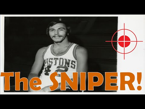 The GUY Who Made THE FIRST NBA 3-point Shot!