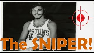 The GUY Who Made THE FIRST NBA 3 Point Shot