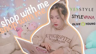 online shop with me for k-beauty🧍‍♀️| affordable korean shops/websites!!