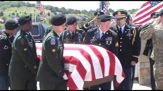 Military Funeral for Pfc. Andrew M. Krippner (KIA) Jun 2011 Tribute.wmv