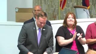 10/04/16 City Council Regular Meeting