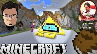 İluminati? | Minecraft Türkçe Master Builders | Bölüm 43