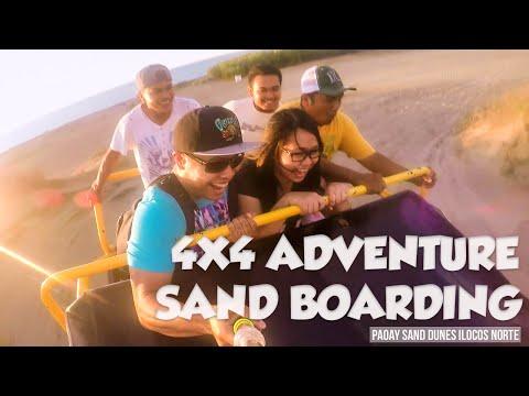 Paoay Ilocos Norte Sand Dunes Adventure - Ilocos Tour Adventure 3