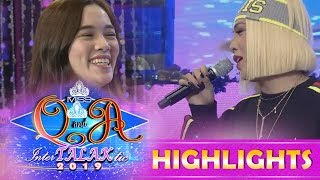 It's Showtime: Jackque expresses her happiness regarding the call she received from Vice Ganda