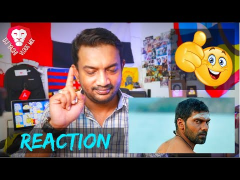 MAGAMUNI - OFFICAL TEASER | Arya | Santhakumar | Teaser Reaction from Dubai