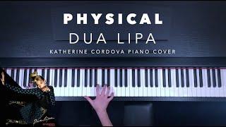 Dua Lipa - Physical (HQ piano cover)