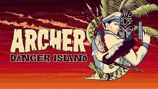 Archer Season 9 Teaser Promo (HD) Archer: Danger Island