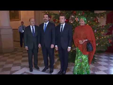Liban – Réunion ministérielle du groupe international de soutien Paris, 8 décembre 2017 1