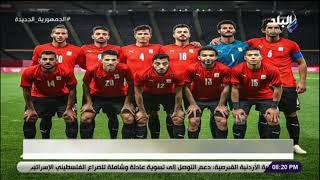 شريف العريان يشيد بأداء المنتخب الأولمبي: «الشناوي رجل مباراة أسترالي