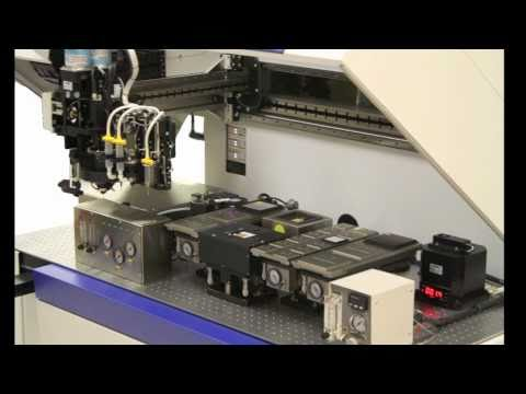 3800 Die Bonder - fully automatic, high-accuracy die attach system