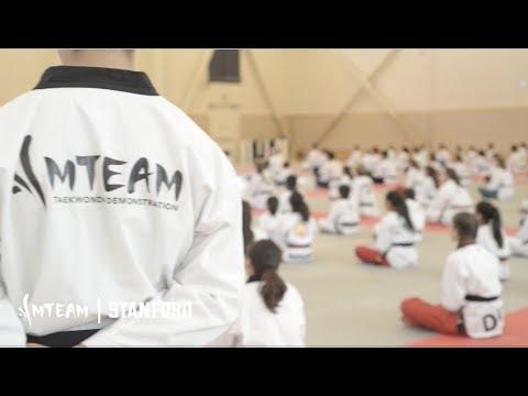 Team-M & Stanford University TKD: 2018 Training Camp