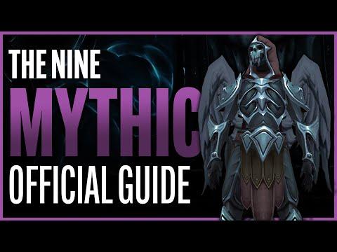 The Nine Mythic Guide - Sanctum of Domination Raid - Shadowlands Patch 9.1