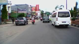 Jalan Sudirman Kota Prabumulih