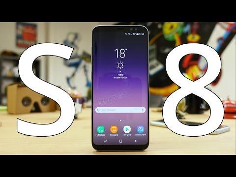 Test du Samsung Galaxy S8 : Vraiment une révolution ?
