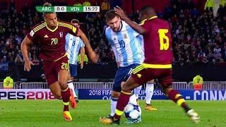 Lionel Messi vs Venezuela (Home) 17-18 HD 1080i (06/09/2017) - English Commentary
