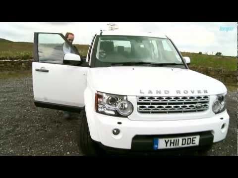 Land Rover Discovery 4 review | MotorTorque.com