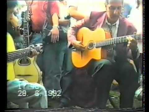 Jimmy Rosenberg & Romane-Limehouse Blues (Live in Samois 1992)
