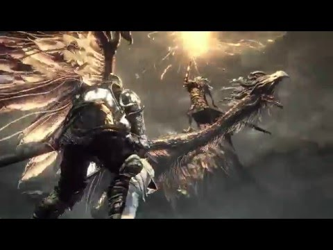 Dark Souls 3 launch trailer shows off new areas, too many bosses