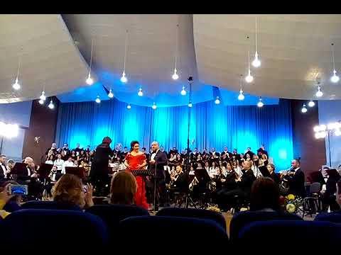 """8.02.18.  Концерт «LOVE Cover Story». Академічна хорова капела Українського радіо. """"Барселона"""""""