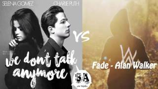 We Don't Talk Anymore ft Fade ( Sơn Amative Mashup )