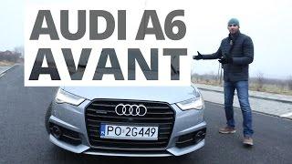 Audi A6 Avant 3.0 TDI quattro 320 KM, 2015 [PL/ENG] - test AutoCentrum.pl #167