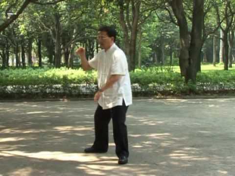 謝昭隆福州傳授楊氏嫡傳鄭子太極拳37式影片