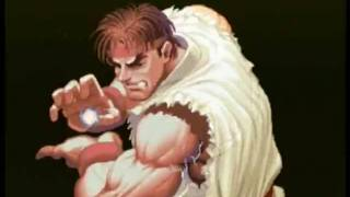 Hyper Street Fighter 2 PS2 Intro thumbnail