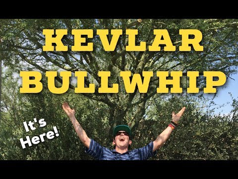 The KEVLAR Bullwhip: It's Finally Here!!! - SOLD!