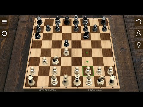 Chess (by Chess Prince) - board game for android - gameplay.