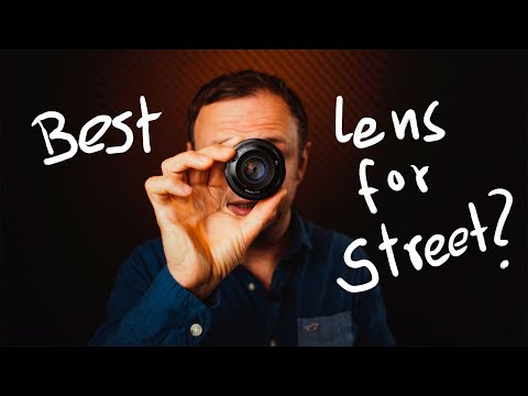 The best focal length for STREET PHOTOGRAPHY?