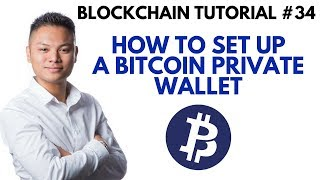 Blockchain Tutorial #34 - How To Setup A Bitcoin Private Wallet