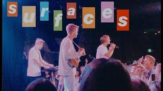 surfaces concert :D