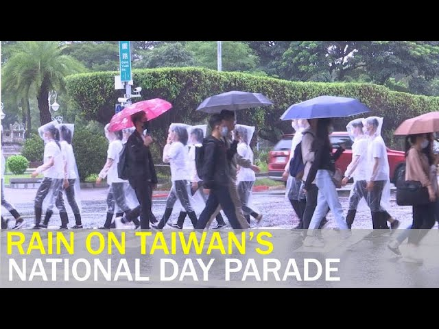 Weather bureau forecasts rain for National Day | Taiwan News | RTI