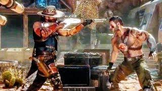 Mortal Kombat 11 Erron Black Gameplay Walkthrough (2019)