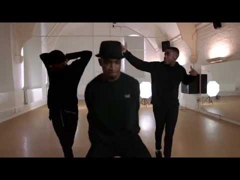"""Usher - """"Hey Daddy"""" Choreography by: Lamar Lee"""