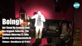 GOOGLE ist betrunken! (Boing Comedy Club)