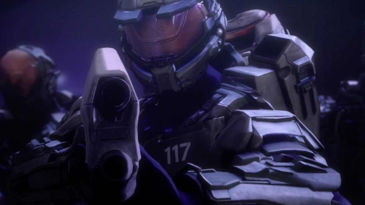 Free Animated Fall Wallpaper Halo The Fall Of Reach The Animated Series Official