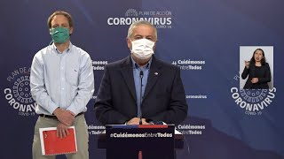 Coronavirus en Chile: balance oficial 23 de mayo