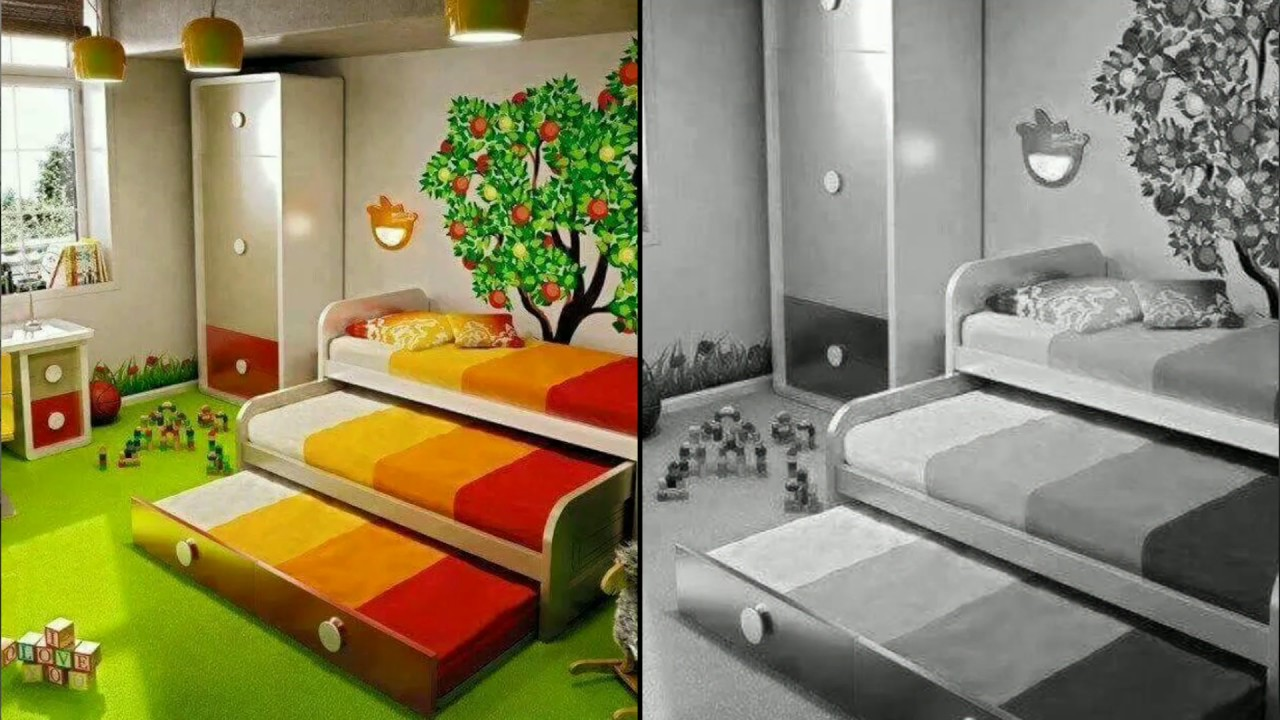 World Most Beautiful Children's Bedrooms - YouTube  The