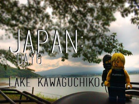Japan: Day 6 - Lake Kawaguchiko