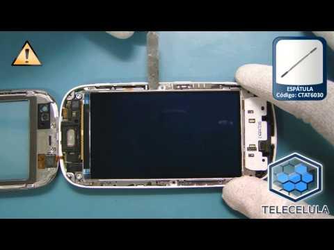Tutorial de Desmontagem Nokia C7-00 - Telecelula