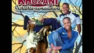 Khuzani Mpungose- Kuyafiwa ft Izingane Zoma