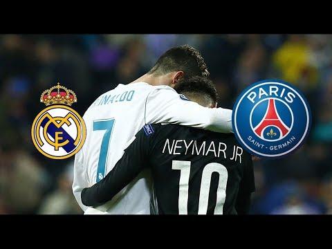 Real Madrid vs PSG Promo 2018 | Only one Winner
