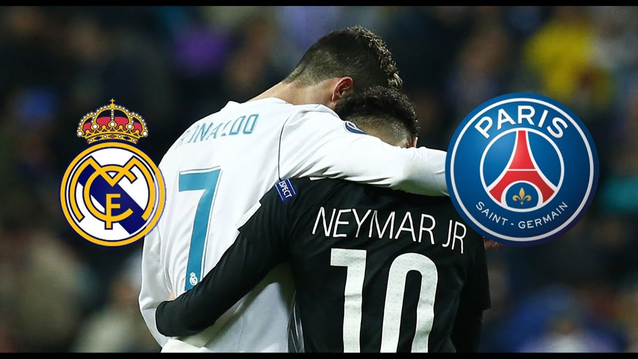Real Madrid vs PSG Promo 2018 | Only one Winner