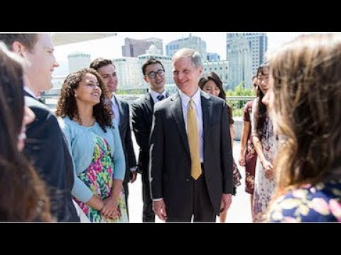 Worldwide Devotional for Young Adults  - Elder Bednar
