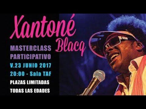Love Is A Losing Game - Oliver Luna - Masterclass con Xantoné Blacq