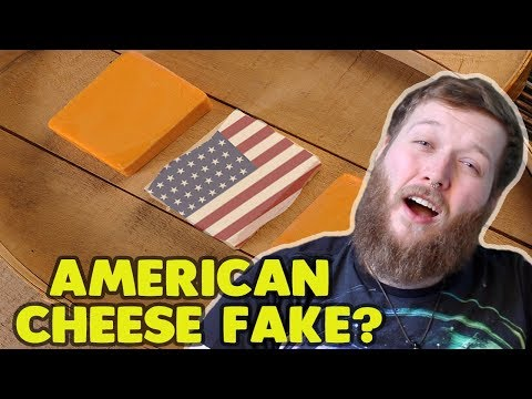 Is American Cheese Even Cheese?